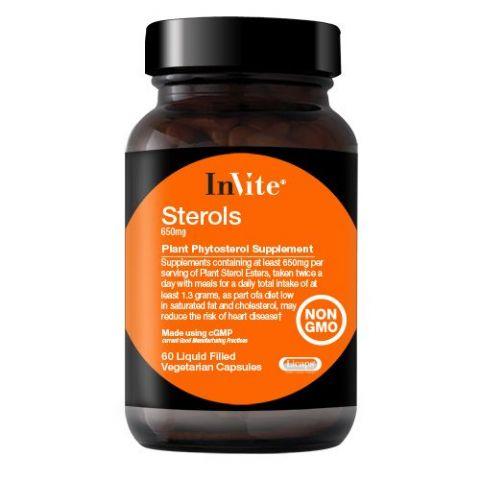 Sterols Supplement Invite Health