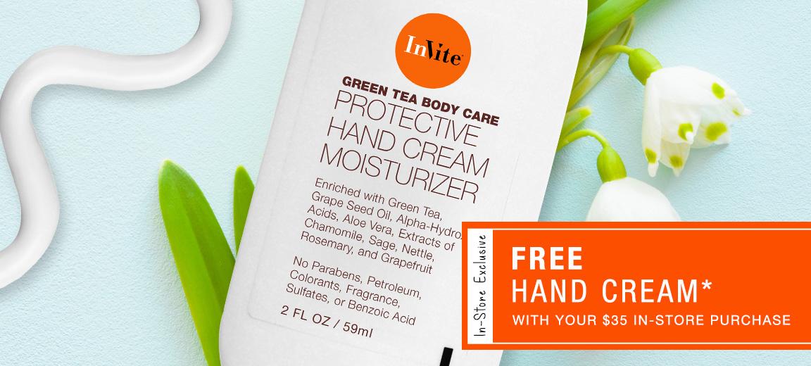 Free Hand Cream