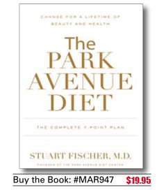 Park Avenue Diet by Dr. Fischer