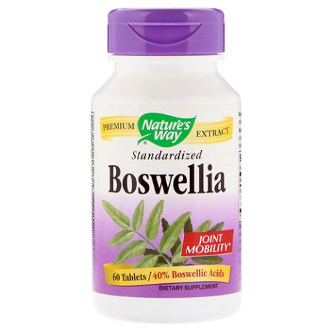 Boswellia Standardized,60 Tabs