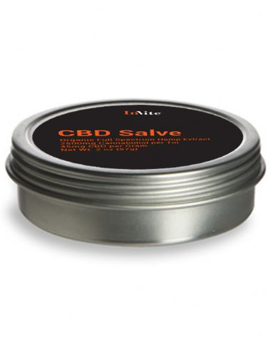 Hemp Salve 2500mg