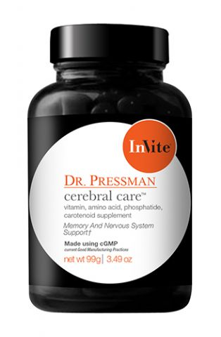 Cerebral Care - Cerebral Health Supplement
