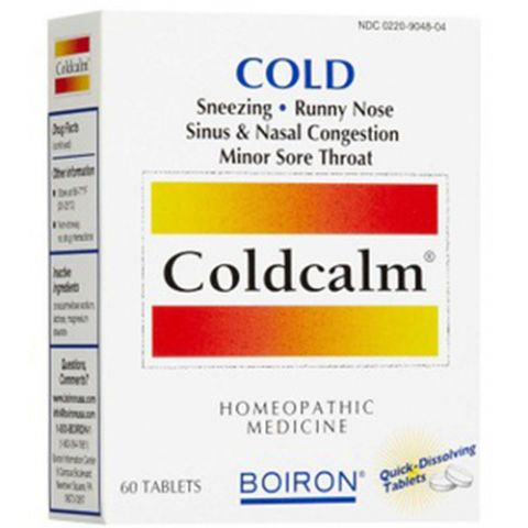 Coldcalm, 60 Tablets