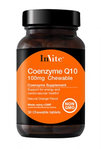 Coenzyme Q10 (100mg) Chewable