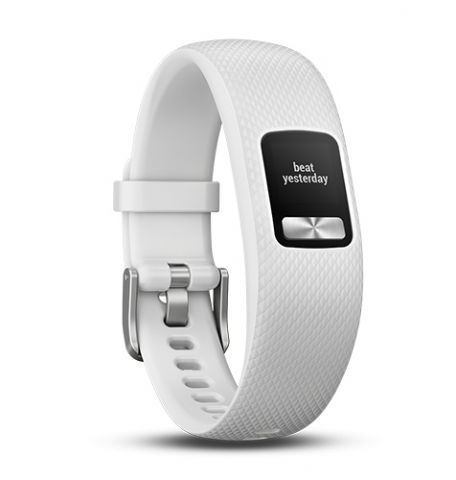 Garmin vívofit® 4 White Small/Medium
