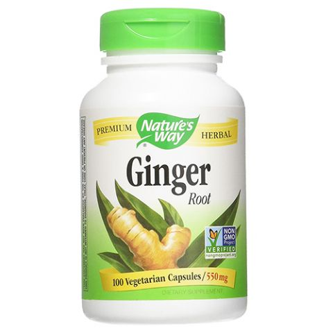 Ginger Root, 100 Caps