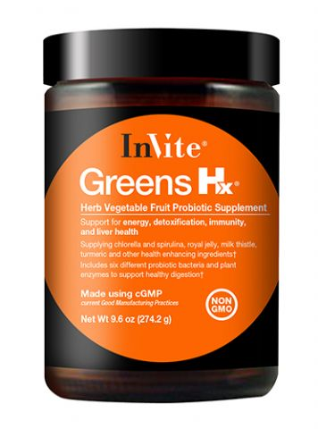 Greens Hx® Probiotic Supplement