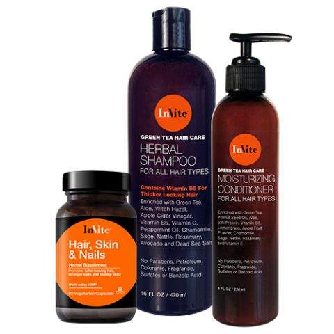 Hair Care Beauty Bundle