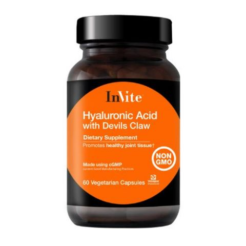 Hyaluronic Acid Supplement w/ Devils Claw