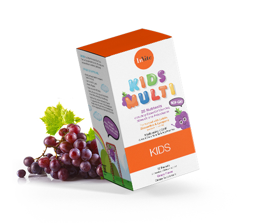 InVite® for Kids Chewable Multivitamin