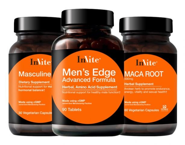 Men's Sexual Health Program, Mens supplements