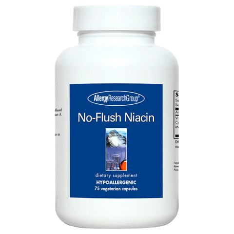 No Flush Niacin (430MG), 75 VCaps