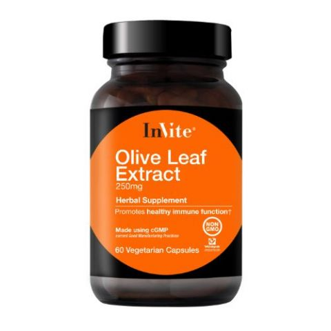 Olive Leaf Extract (60 Capsules)