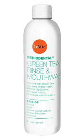 PerioDental® Green Tea Rinse & Mouthwash