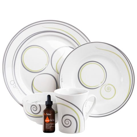Portion Control Plate Holiday Bundle