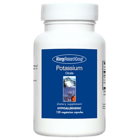 Potassium Citrate Supplement