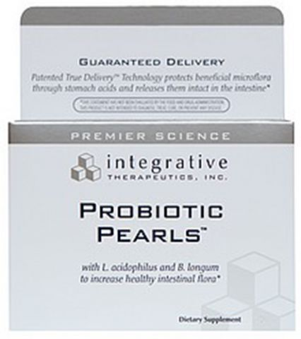 Probiotic Pearls, 30 Gels