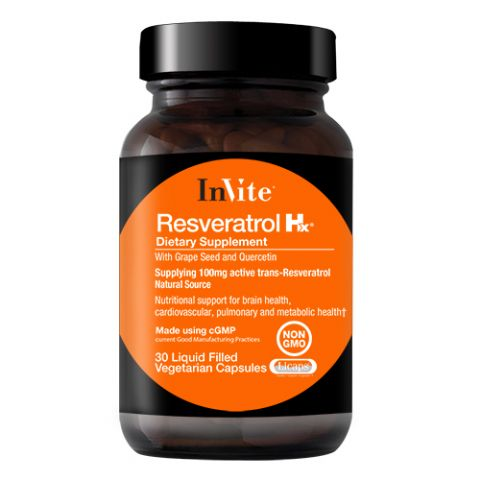 Resveratrol Supplements Resveratrol Hx Invite Health