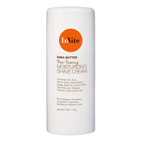 InVite® Moisturizing Shave Cream
