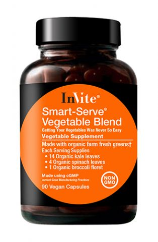 Smart-Serve® Vegetable Blend - Vegetable Supplement