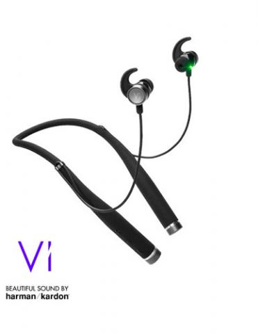 Vi Sense Headphones with On-Demand Personal Training & Heart Rate