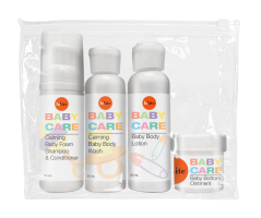 Baby Care Travel Kit