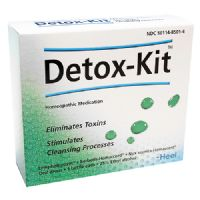 Detox-Kit (NUX/LYMPH/BERB)