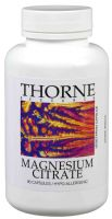 Thorne Vitamins Magensium Citrate 140MG,90 Caps