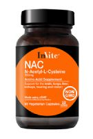 N-Acetyl Cysteine - NAC Supplement